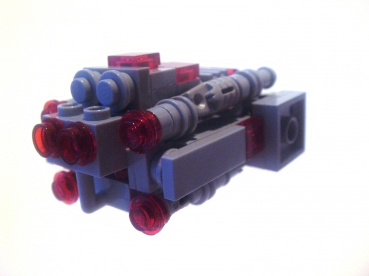 LEGO MOC - In a galaxy far, far away... - Class B Destroyer 'Titan'