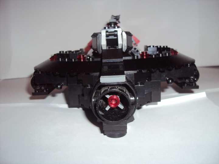 LEGO MOC - In a galaxy far, far away... - RedLaser Infiltrator