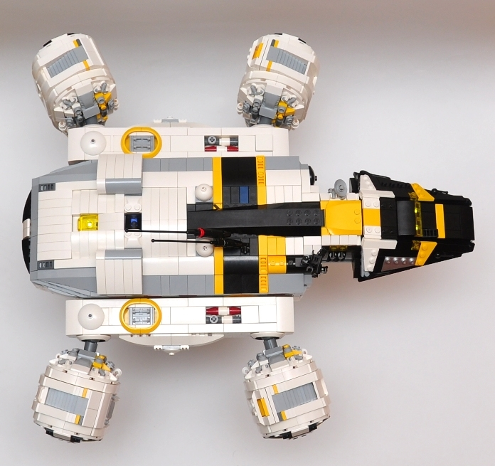 LEGO MOC - In a galaxy far, far away... - Prometheus