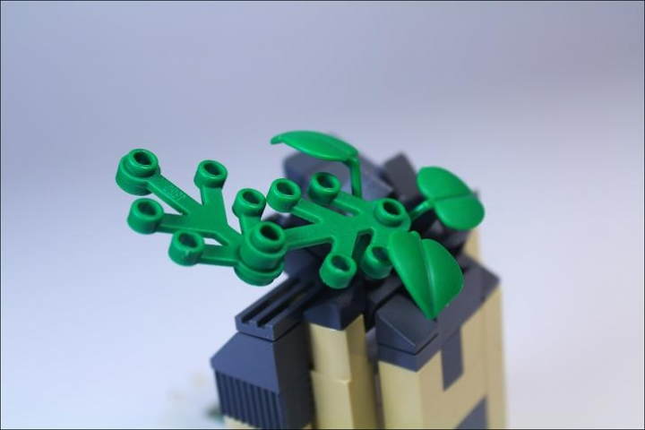 LEGO MOC - Because we can! - 'Eureka!'