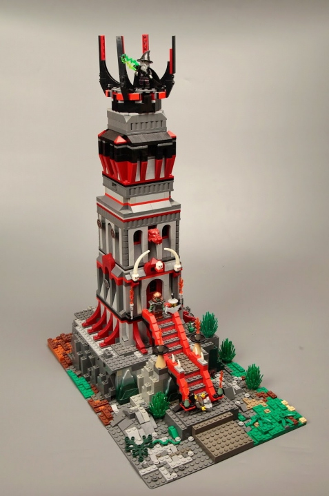 LEGO MOC - LEGO Architecture - Tower