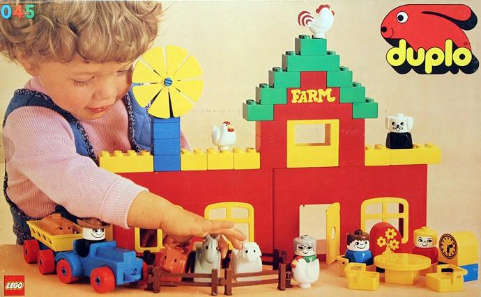 Bricker Lego Minifigs Dupfig015 Duplo 2 X 2 X 2 Figure