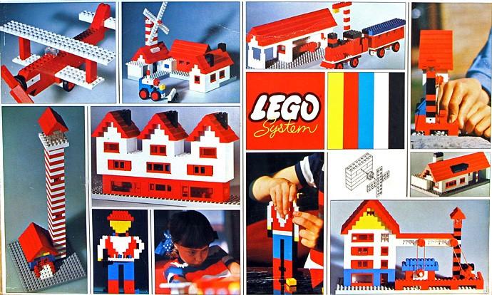 Bricker Pi 232 Ce Lego 3036 Plate 6 X 8