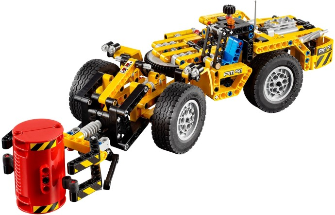 Bricker Piece Lego 64178 Technic Liftarm 5 X 11 Open Center