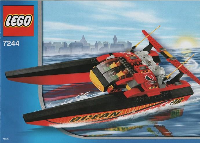 лего мотор для лодки купить