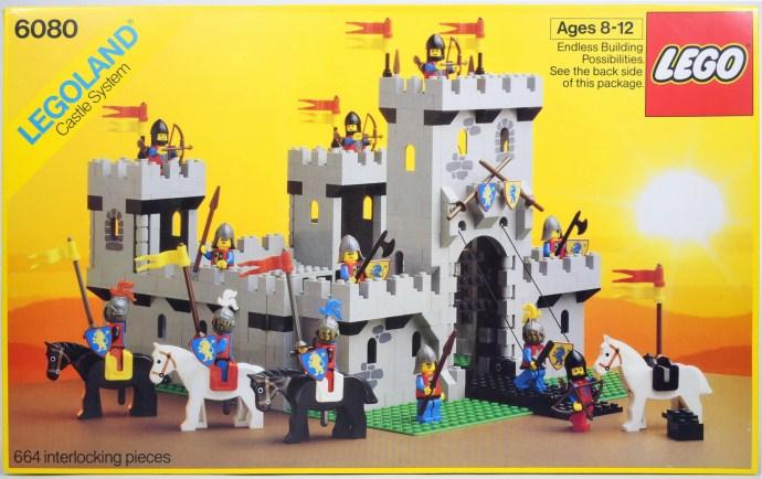 Castle Kings Castle [Lego 6080] (avec images) | Lego